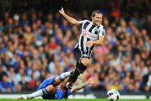 Newcastle's Yohan Cabaye out until February