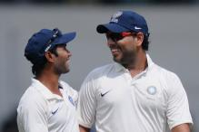 Ind A-Eng XI warm-up: Yuvraj stars in drawn tie