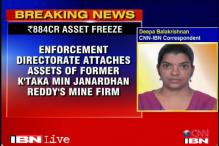 OMC mining scam: ED attaches Rs 884 cr assets of J Reddy