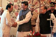 Ajit Pawar sworn in as Maharashtra Deputy CM