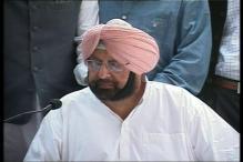Former Punjab CM slams govt, demands President's rule