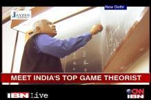 Meet India's top game theorist: Dr Arunava Sen