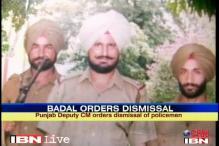 Amritsar molestation: Dy CM orders dismissal of cops