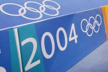 Four Athens Games athletes stripped of medals: IOC
