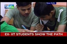 Ex-IIT students help poor kids prepare for entrances
