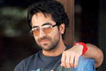 Ayushmann Khurrana wants to play a singer on-screen