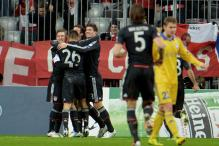 Bayern beat BATE Borisov 4-1 to finish top in Group F