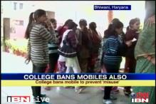 No jeans for girls in Bhiwani college, no black clothes in Bijnor