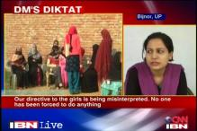 UP: Bijnor DM asks women not to wear black clothes