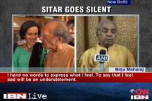 Pandit Ravi Shankar is an immortal personality: Birju Maharaj