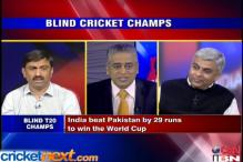 Will a cricket crazy nation give the blind team their due?