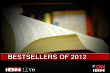 Books: The bestsellers of 2012