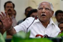 Action against loyalists 'vindictive', says Yeddyurappa