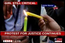 Delhi gangrape protests: Candlelight vigil at Jantar Mantar