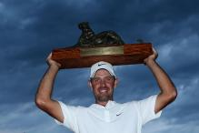 Charl Schwartzel wins at Leopard Creek