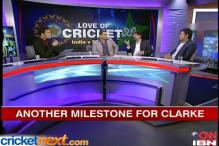 Captaincy has done Clarke a lot of good: Srikkanth