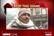 Delhi: Constable's family blames protesters for death