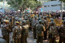 Delhi Police warn people of miscreants disrupting peaceful protests