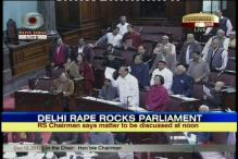 BJP raises Delhi gangrape case in Parliament