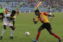 Prayag stops East Bengal's unbeaten run in I-League