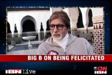 Marrakech tribute to Indian cinema is honourable: Amitabh