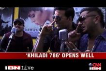 Filmi Fiscal: 'Khiladi 786' gets a good opening