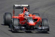 Chilton to race for Marussia F1 team