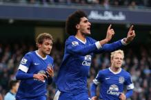 Marouane Fellaini charged with violent conduct by FA