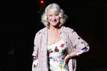 Helen Mirren gets Hollywood Walk of Fame honour