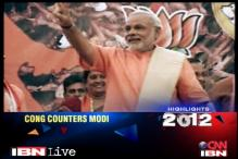 Highlights 2012: Modi takes over as Gujarat CM for third time in a row