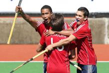England stun Olympic champions Germany 4-1