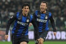 Inter Milan beat Verona to advance in Italian Cup