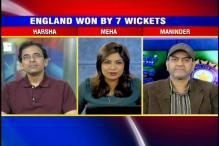 Team India surrenders at Eden Gardens