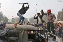Delhi gangrape: Mediapersons injured in protests