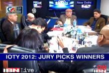 Indian of the Year 2012: Jury meets to pick winners