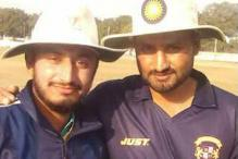 I want to play like Tendulkar, says Jiwanjot Singh