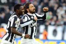 Juventus cruise to 3-0 win; Milan also register victory