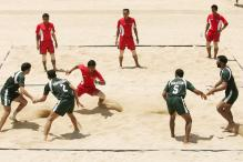 Indian men defeat Pakistan to lift Kabaddi World Cup title