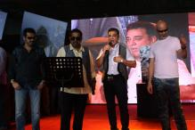 In Pics: Kamal Haasan croons at the audio launch of 'Vishwaroopam'