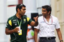 India's Karthikeyan, Chandhok win Race of Champions Asia