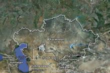Kazakhstan military plane crashes, 27 people killed