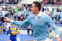 Lazio beat Inter Milan 1-0 in Serie A