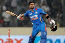 Kohli career-best 5th in new T20 rankings