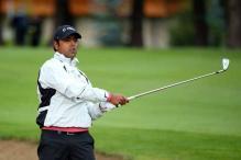 Lahiri tied seventh at Thailand Golf C'ships