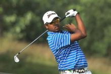 Lahiri best Indian after Thailand golf round two