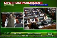 FDI vote in Parliament: The lighter side of the debate