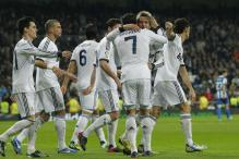 Real Madrid held to a 2-2 draw at home by Espanyol