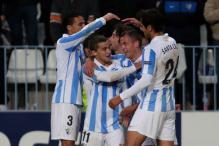 La Liga: Malaga beat Sevilla 2-0