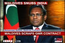 China not behind GMR contract termination: Maldives