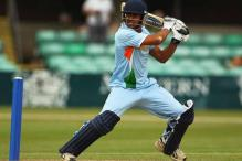 Injured Manoj Tiwary out of England T20s